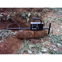Detector De Metales Tesoro 6metros Bajo Tierra Muy Positivo