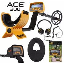 Detector De Metales Tesoro Garrett Ace300  Americano Genuino