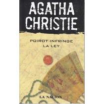 Poirot Infringe La Ley. Agatha Christie.