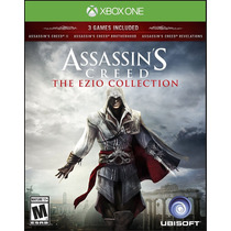 Assassin's Creed The Ezio Collect  Xbox One Key Digital