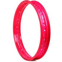 Llanta Aluminio Street 17x1.85 Viper P/ Biz Ks Es+98/10 Rosa