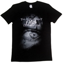 Remera The Dark Element Con Anette Olzon - Manga Corta - M