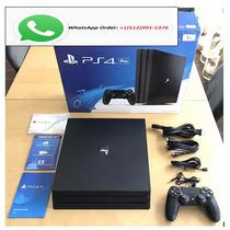 Nuevo Sony Playstation 4 Pro 1tb Con Juegos Gratis