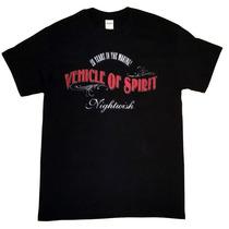 Remera Nightwish - Vehicle Of Spirit - Gildan - Tallas M / G