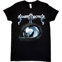 Remera Sonata Arctica - Wolves Die Young - District - G