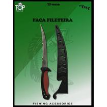 Cuchillo De Pesca , Filetera