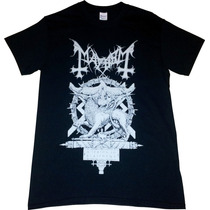Remera Mayhem - A Season In Blasphemy - Hombre - Gildan - P