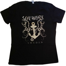Remera Soilwork - The Living Infinite Anchor - Mujer - Xg