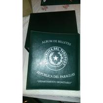 Carpeta Para Billetes De Paraguay 1943