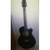 Guitarra Acústica (cuerdas De Metal)
