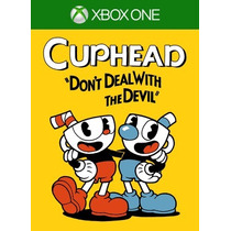 Juego Cuphead Xbox One Key Digital Original