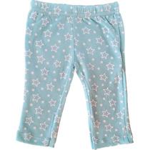 Pantalón Azul Estrellas Arcoiris Bebé - Quiltex - 0-3 / 3-6
