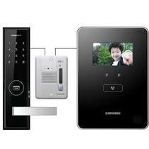Promocion De Cerradura Samsung Shsh505+video Portero Sht3605
