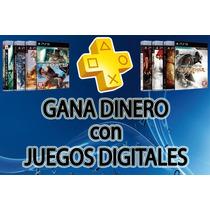 Como Vender Juegos Digitales De Ps3 Y Ps4 Steam Y Xbox