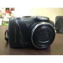Cámara Canon Sx150 Is, 14mpx, Pantalla 3¿, Filmadora Hd