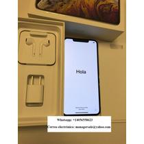 Nuevo Apple Iphone Xs Max Original Con Garantía