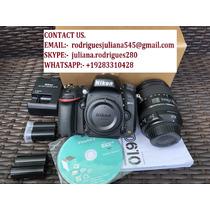 Nikon D610 Cámara Con 24-85mm Lente