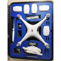 Drone Quadcopter Dji Phantom 4 Pro Con Cámara Y Controlador