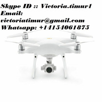Dji - Phantom 4 Pro V2.0 Quadcopter - White