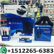 Nueva Sony Playstation 4 Pro 1tb Con Garantía