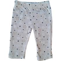Pantalón Gris Estrellas Bebé - Quiltex - Tallas 0-3 / 3-6