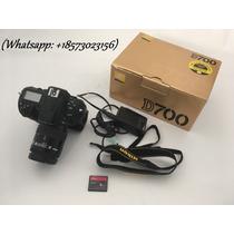Nikon D700 With 2450mm Lens