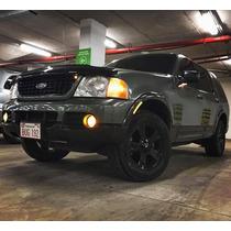 Ford Explorer 2003 4x4 Eddye Bauer Super Full