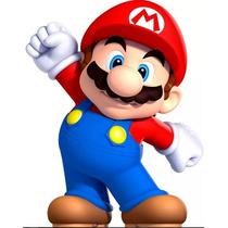 Kit Imprimible Mario Bros Fiesta 3x1