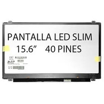Pantalla 15,6 Led Sleem Para Notebook  De 40 Pines
