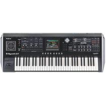 Roland V-synth Gt 61-key Variable Oscillator Synthesizer