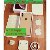 Iphone Xs Max 512gb Nuevo Con Garantia 1 Ano