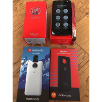 Motorola Moto Z2 Force 64 Gb Negro Original