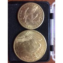 Moneda De Oro Doble Aguila