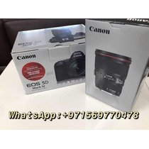 Nuevo Canon Eos 5d Mark Iv Con Lente