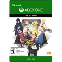 Juego Naruto Shippuden Road To Boruto Key Digital Xbox One