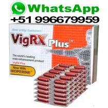 Vigrx Plus 6 Cajas Tratamiento Completo Para Miembro Viril
